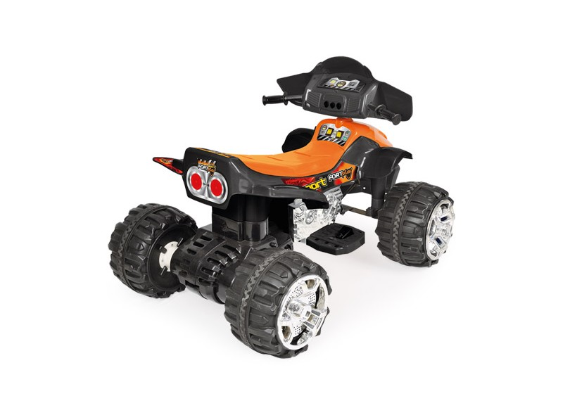 Mini Quadriciclo Elétrico Fort Play - Homeplay