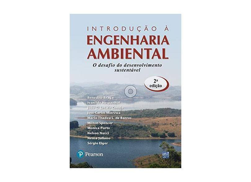 Introdução a Engenharia Ambiental - 2ª Edição - Diversos - 9788576050414
