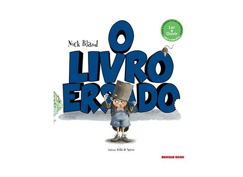 O Livro Errado - Bland, Nick - 9788574124803