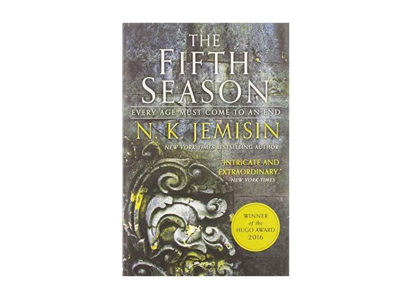 The Fifth Season - N. K. Jemisin - 9780316229296