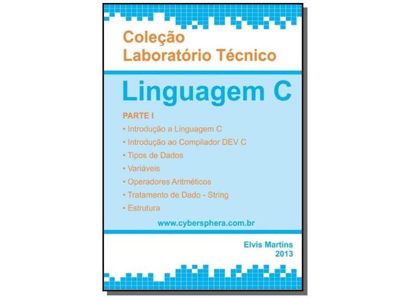 Laboratório Técnico - Elvis P. Martins - 9788592861995