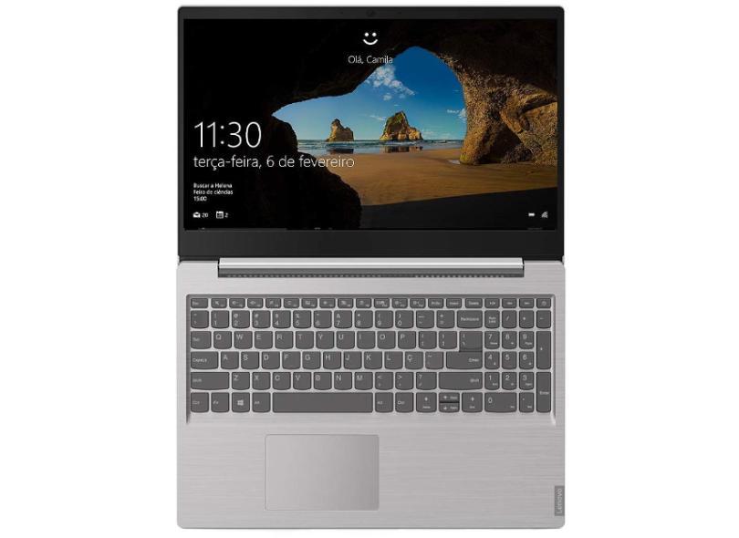 "Notebook Lenovo IdeaPad S145 AMD Ryzen 7 3700U 8 GB de RAM 256.0 GB 15.6 "" Full Windows 10 IdeaPad S145"