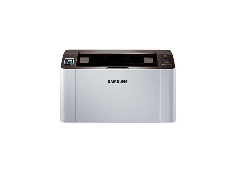 Impressora Samsung Xpress SL-M2020W Laser Preto e Branco Sem Fio