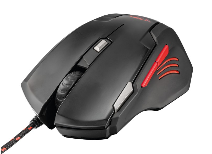 Mouse Óptico Gamer USB GXT 111 - Trust
