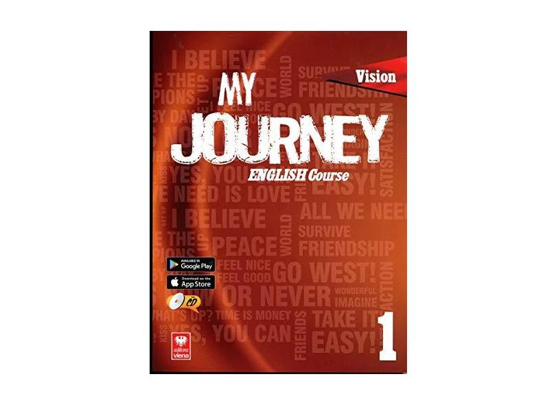 "My Journey Book 1 - ""santos, Ana Maria B Dos"" - 9788537102466"