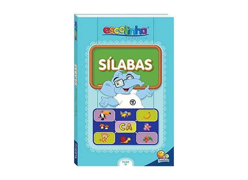 Vamos aprender: Sílabas - © Todolivro Ltda. - 9788537635476