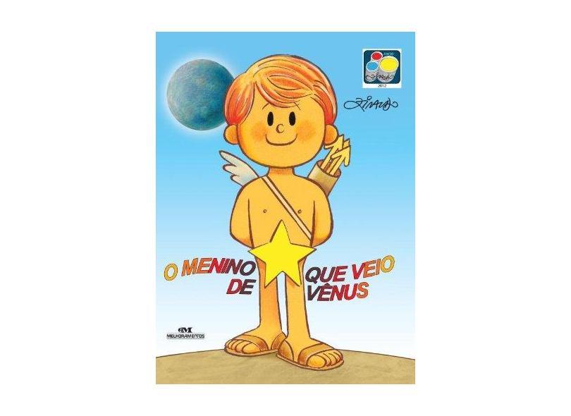 O Menino Que Veio de Vênus - Ziraldo - 9788506072790