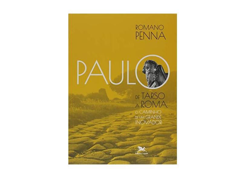 Paulo de Tarso a Roma - Romano Penna - 9788515045129