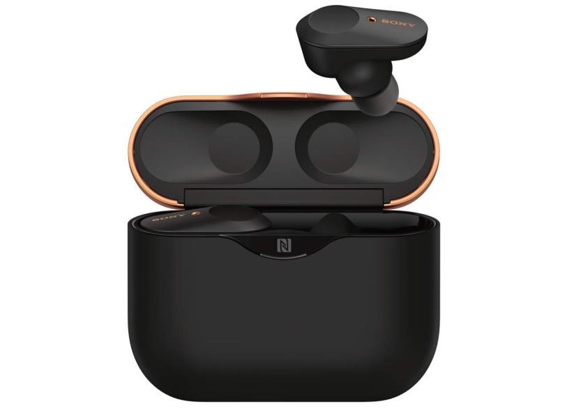 Fone de Ouvido com Microfone Sony WF-1000XM3
