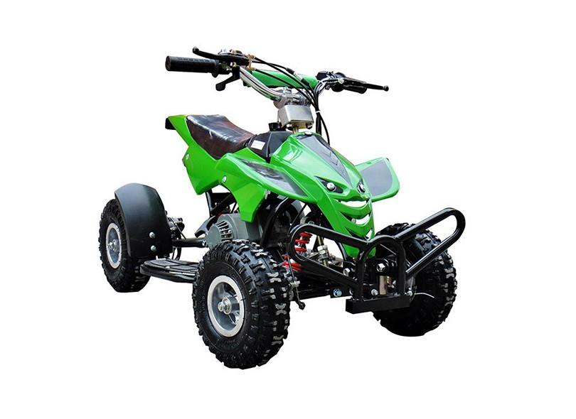 Mini Quadriciclo Dino Mono Cilindro 2 Tempos 49CC Barzi Motors