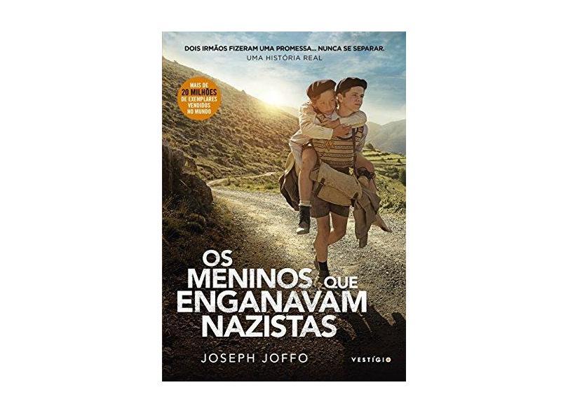 Os Meninos Que Enganavam Nazistas - Joffo, Joseph - 9788582864104