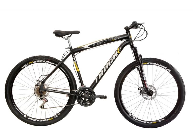 Bicicleta Track & Bikes 21 Marchas Aro 29 Suspensão Dianteira a Disco TB Niner