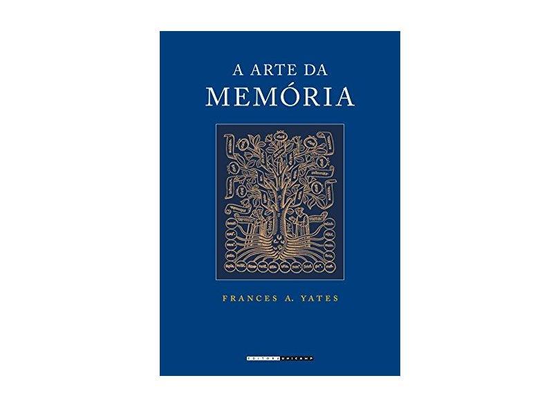Arte da Memória, A - Frances A. Yates - 9788526807686