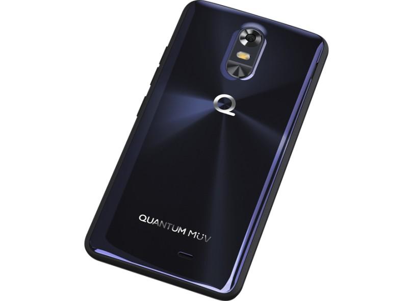Smartphone Quantum MÜV 2 Chips 16GB 3G 4G