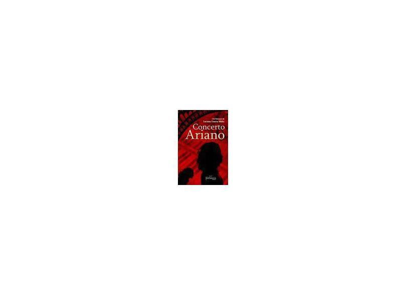 "Concerto Ariano - ""malta, Luciana Guerra"" - 9788594750006"