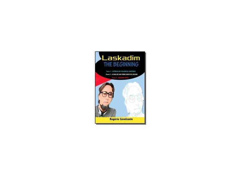 Laskadim - Rogério Cavalcante - 9788591414673