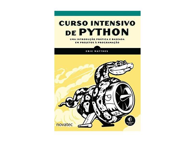 Curso Intensivo de Python - Eric Matthes - 9788575225035