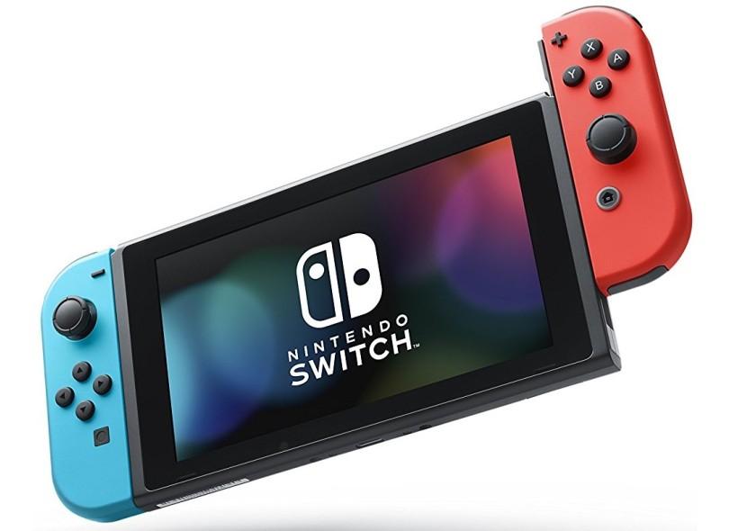 Console Portátil Switch 32 GB Nintendo