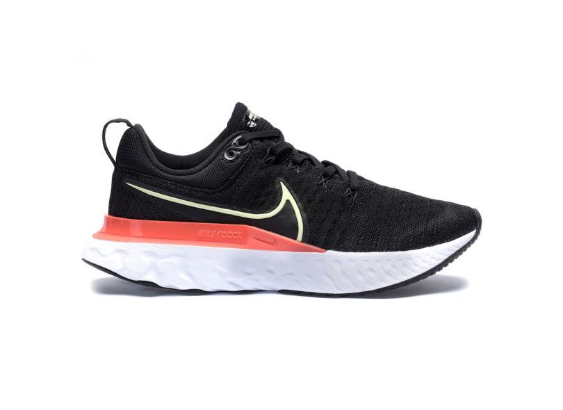 Tênis Nike Feminino Corrida React Infinity Run Flyknit 2