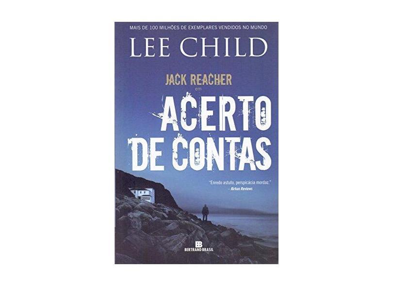 Acerto de Contas - Lee Child - 9788528621754