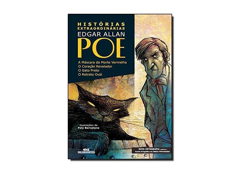 Histórias Extraordinárias - Poe, Edgar Allan - 9788506058282