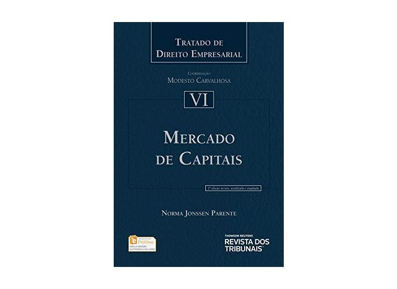 """Mercado De Capitais - """"parente, Norma Jonssen"""" - 9788553211241"""