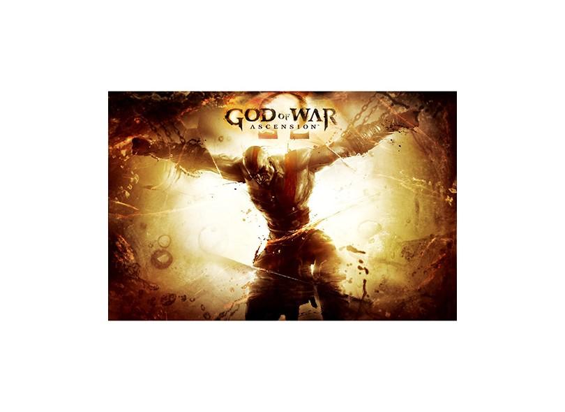Jogo God Of War Ascension PlayStation 3 Sony