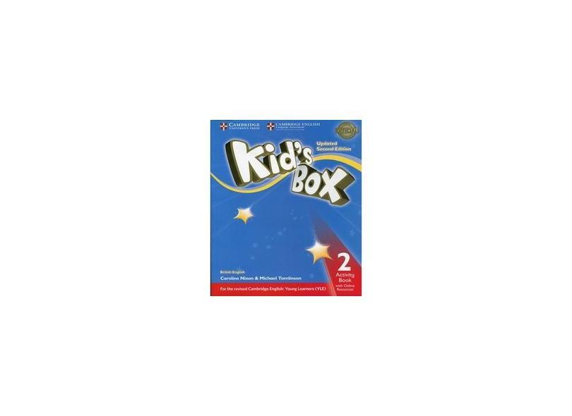 Kid's Box Level 2 Activity Book with Online Resources British English - Caroline Nixon - 9781316628751
