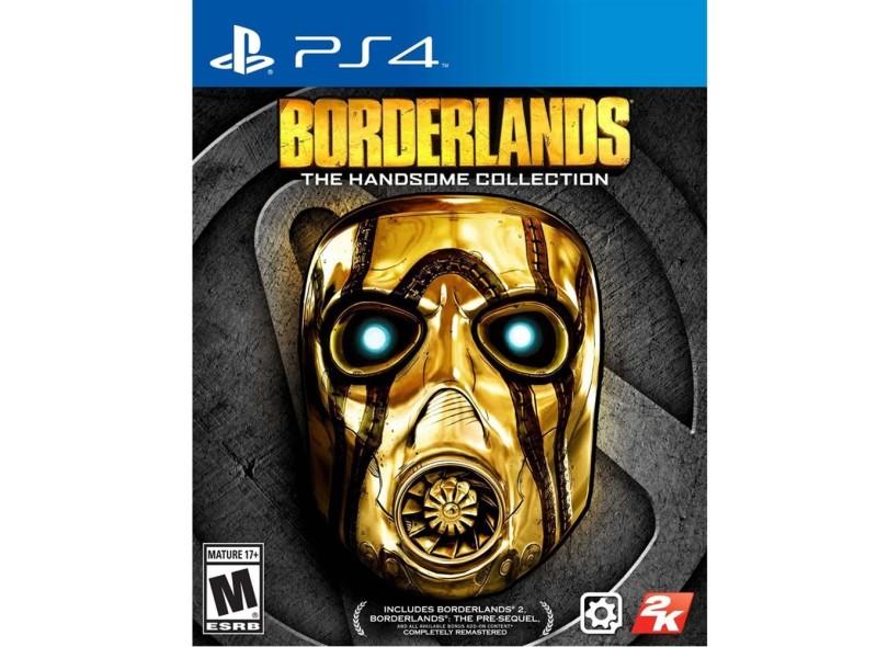 Jogo Borderlands PS4 2K