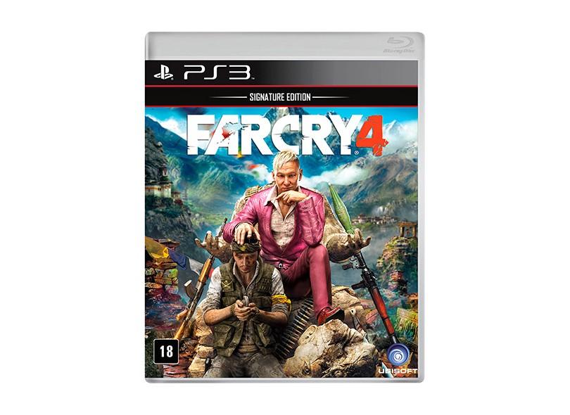 Jogo Far Cry 4 PlayStation 3 Ubisoft