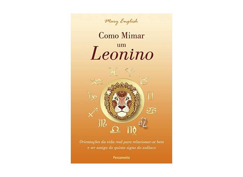 Como Mimar Um Leonino - English, Mary - 9788531518669