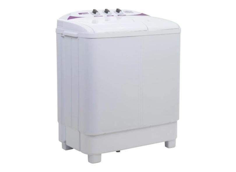 Lavadora Semiautomática Praxis 10 kg Twin Tub
