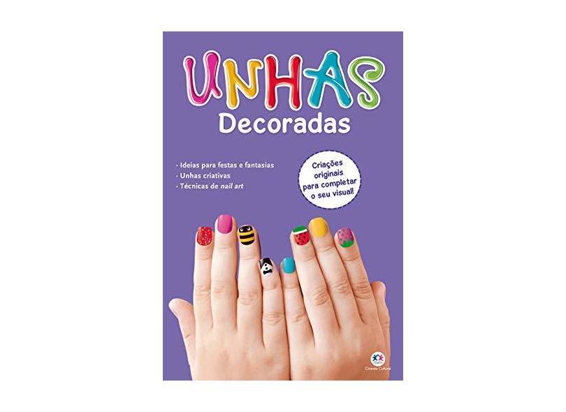 Unhas decoradas - Ciranda Cultural - 9788538078562
