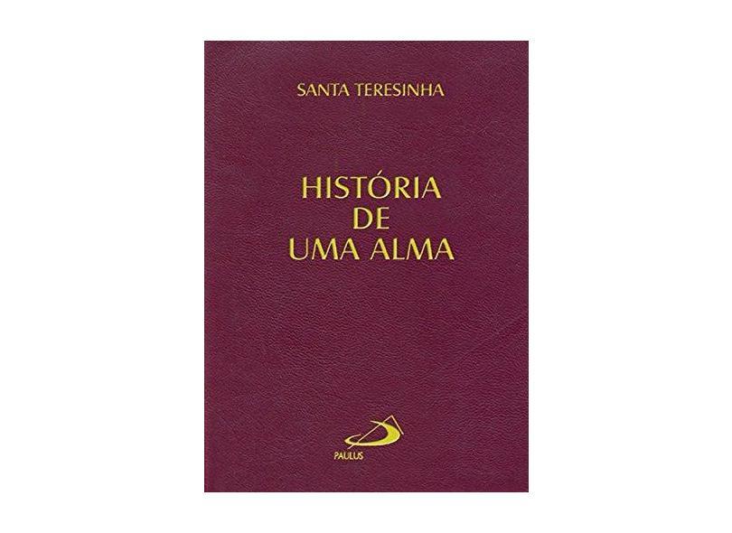 História De Uma Alma - Capa Comum - 9788534919739