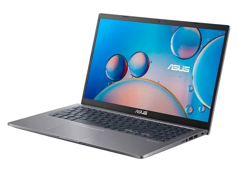 "Notebook Asus Intel Core i5 1035G1 10ª Geração 8.0 GB de RAM 256.0 GB 15.6 "" Full Windows 10 X515JA-EJ592T"
