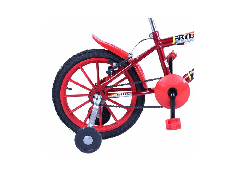 Bicicleta Dalannio Bike Aro 16 Kids