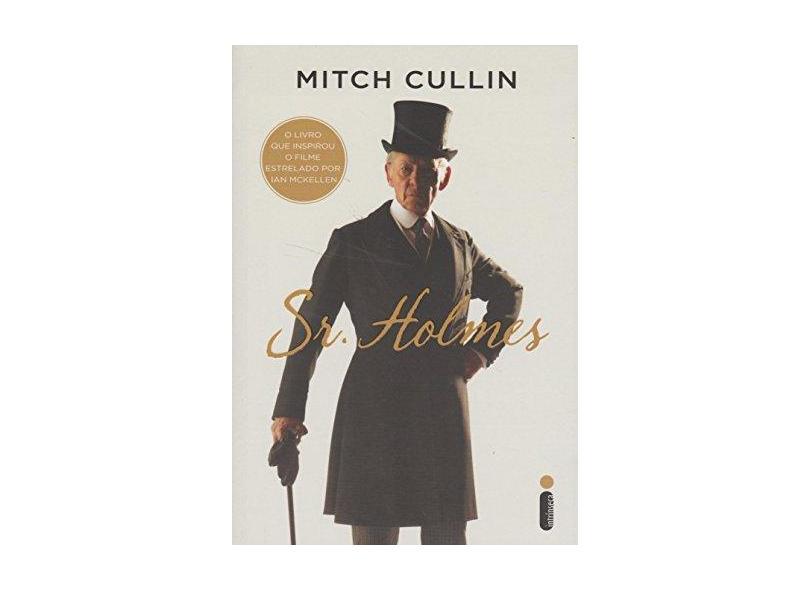 Sr. Holmes - Cullin, Mitch - 9788580577372
