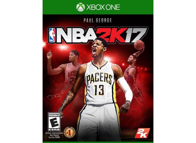 Jogo NBA 2K17 Xbox One 2K