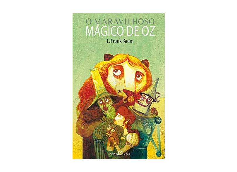 O Maravilhoso Mágico de Oz - Col. A Obra-prima de Cada Autor - Baum, L. Frank - 9788572327633