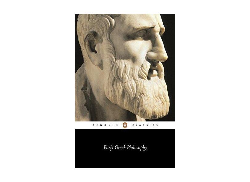 "Early Greek Philosophy - ""barnes, Jonathan"" - 9780140448153"