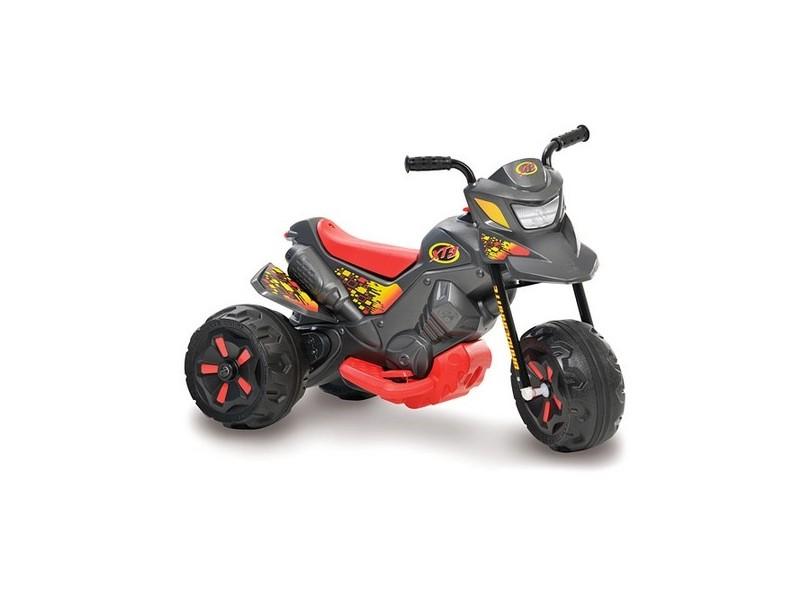 Mini Moto Elétrica Bandeirante XT3 6 Volts