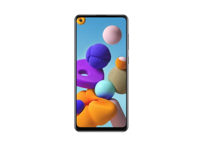 Smartphone Samsung Galaxy A21s 64GB Android 10