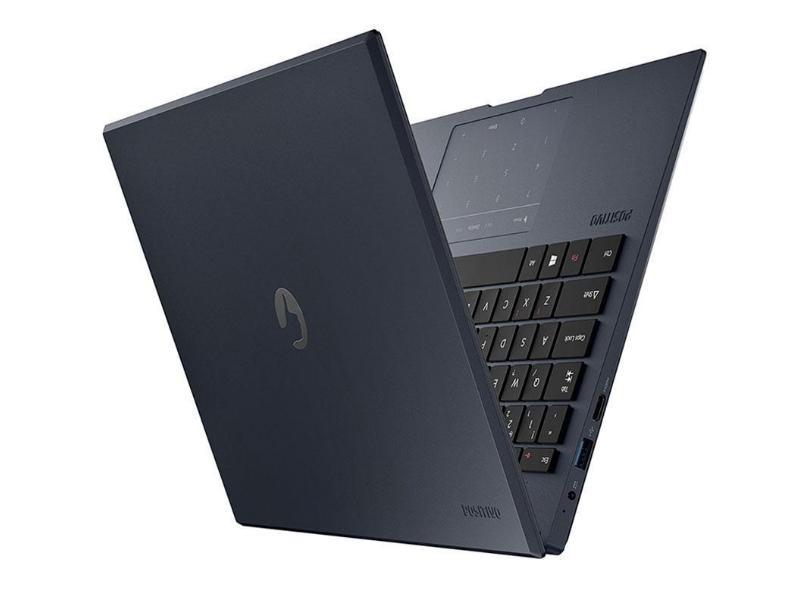 "Notebook Positivo Motion Intel Core i3 4 GB de RAM 1024 GB 14 "" Linux I341TBi"