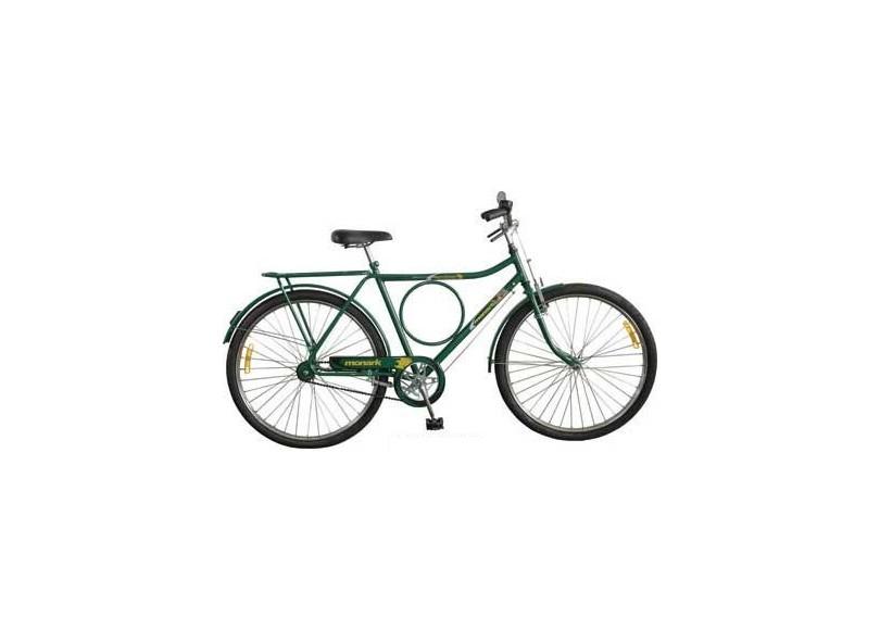 Bicicleta Monark Transporte Barra Circular FI Aro 26