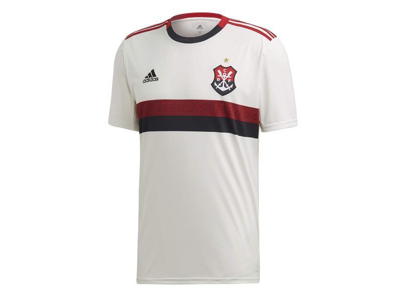 Camisa Torcedor Flamengo II 2019/20 Adidas