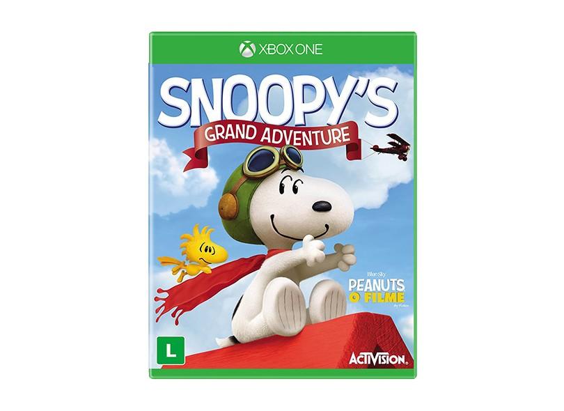 Jogo Snoopy's Xbox One Activision
