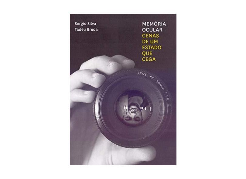 Memoria Ocular - Sergio Silva - 9788593115141