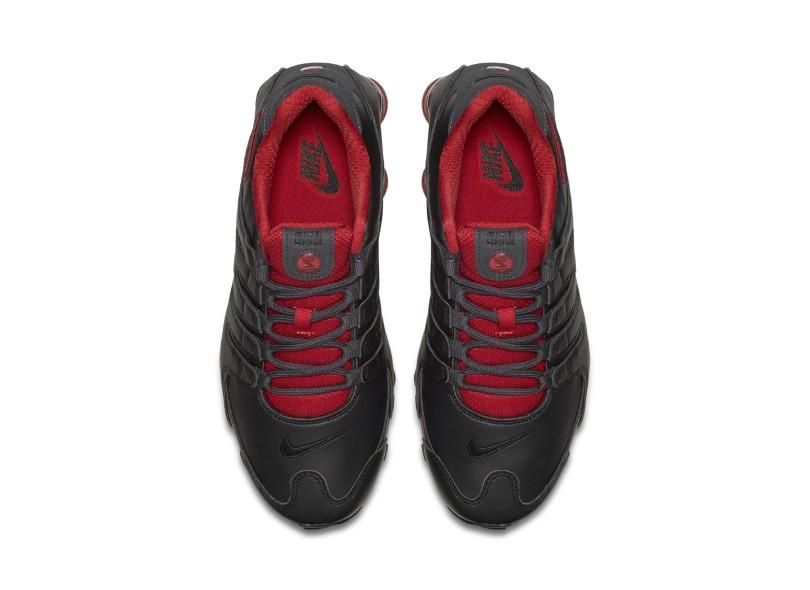 Tênis Nike Masculino Casual Shox Nz Se