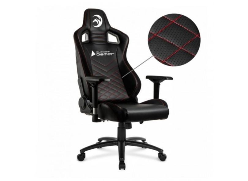 Cadeira Gamer Reclinável BCH27RBK BlueCase