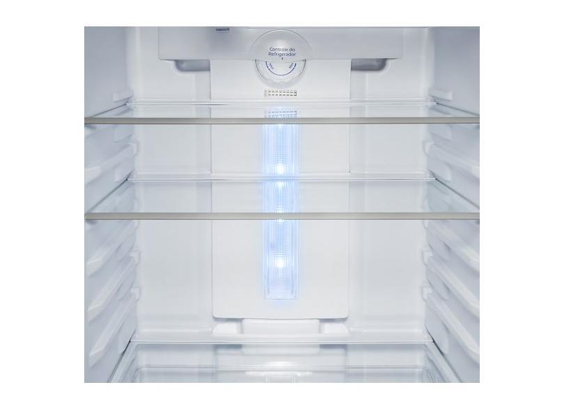 Geladeira Panasonic Frost Free Duplex 435 l Escovado Nr-bt51pv3xa